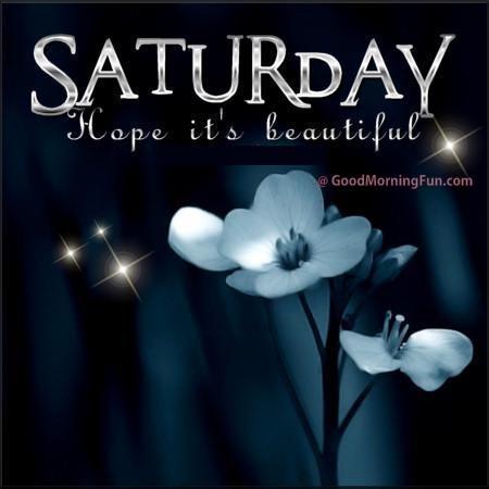 Great Saturday