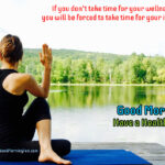 Good Morning Motivational Yoga Quotations