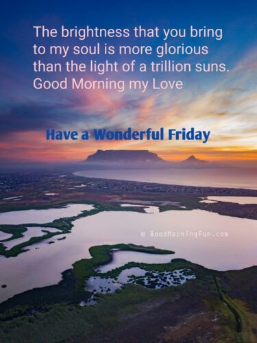 Friday Quotes for Wife