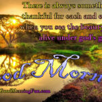 Good Morning Quotes on Thankful God Grace Quotes