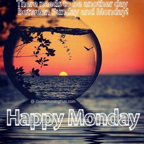Happy Monday Funny Quote