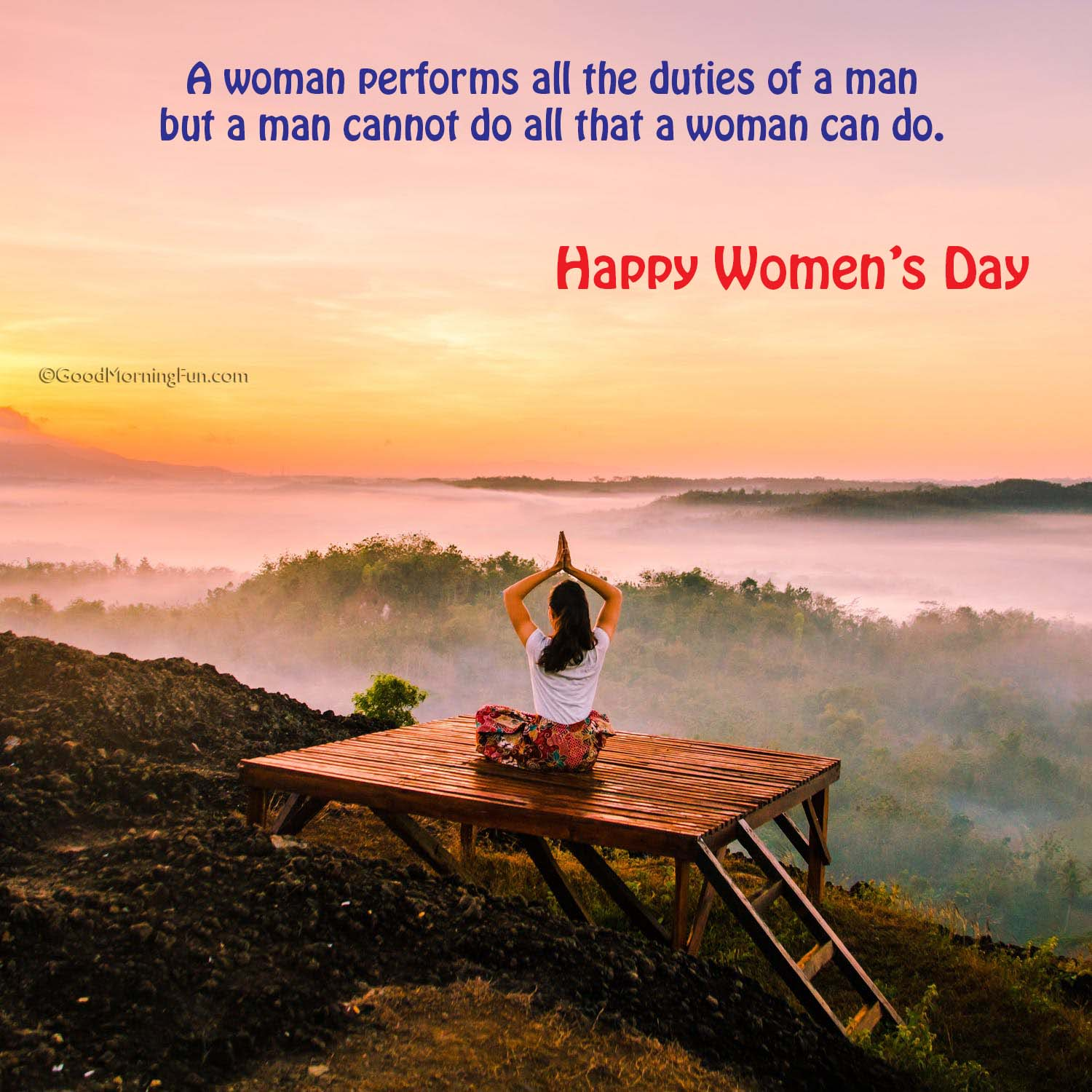 Funny International Women's Day Quotes   Good Morning Fun