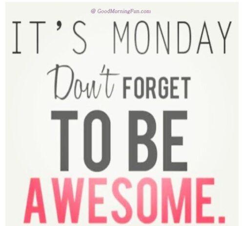 Monday Motivational Quote