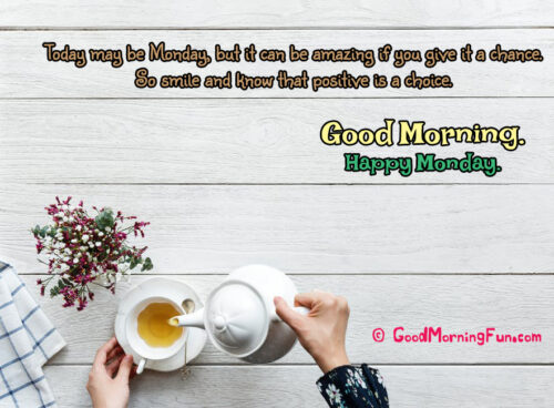 Monday Quotes Positive