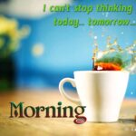 Good Morning - Thinking About You Quotes for Her