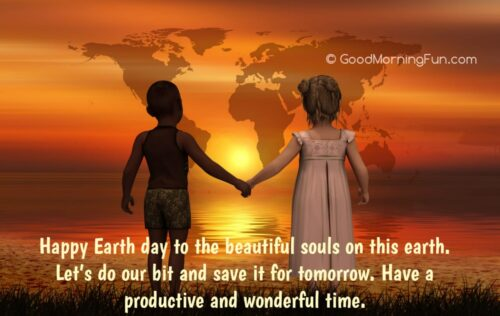 Inspirational Earthday Messages
