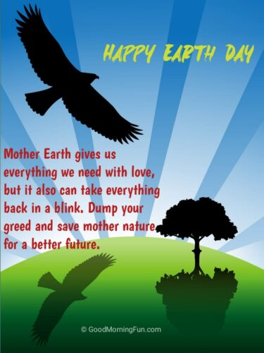 Love the Earth Wishes