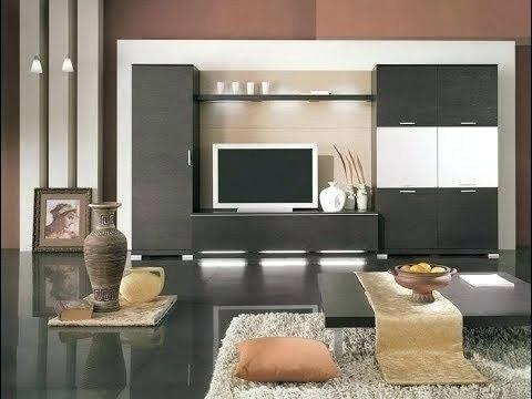 Modern wall units furniture - wall unit designs with home theatre