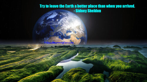 Save mother earth quotes
