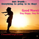 Inspirational Good Morning Yoga Breath Quotes