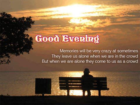 Best Good Evening Quote
