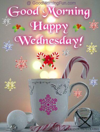 Good Morning Wednesday - Happy Wednesday
