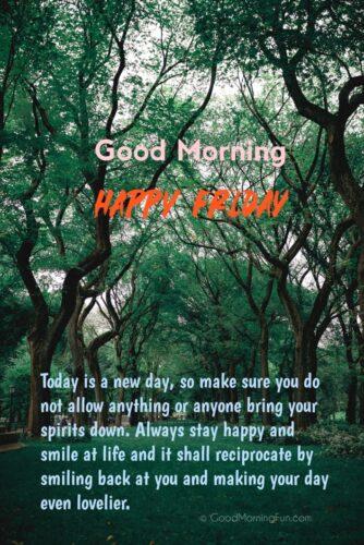 Happy Friday Motivation