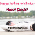 Funny Sunday Quotes and Happy Sunday Images