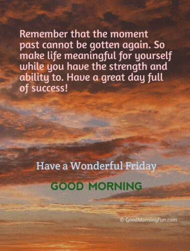 Motivational Friday Quotes