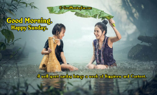 Sunday Happiness Quotes