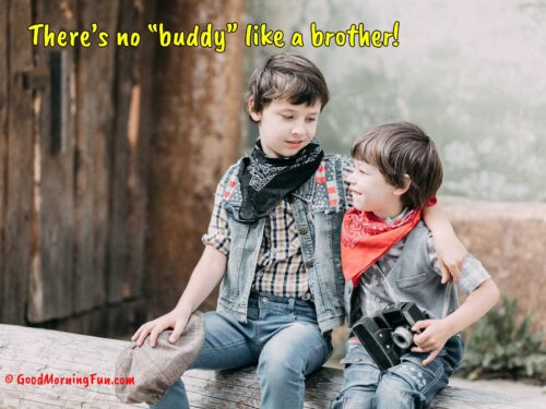 Brother Friendship Quotes
