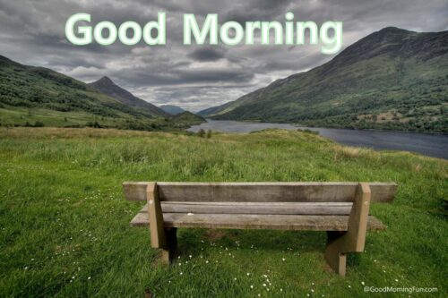 Good Morning Friends Hill Area