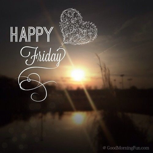 Happy Friday Wish