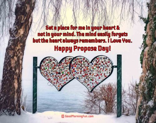 Romantic Love Quotes - I Love You
