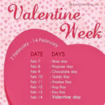 Valentine Week 2020 - Wishes & Quotes