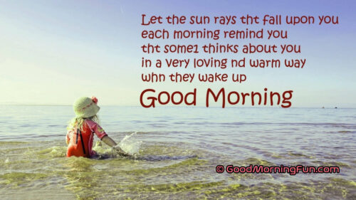 Good Morning Quotes For Facebook Good Morning Quotes - Daily Quotes Of the Life