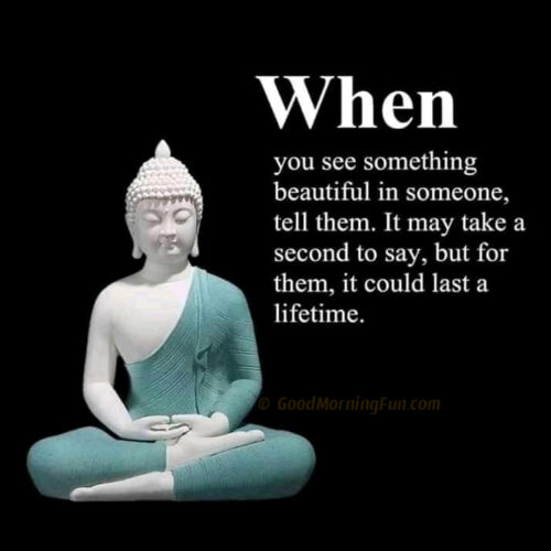 Buddhist quotes on appreciation