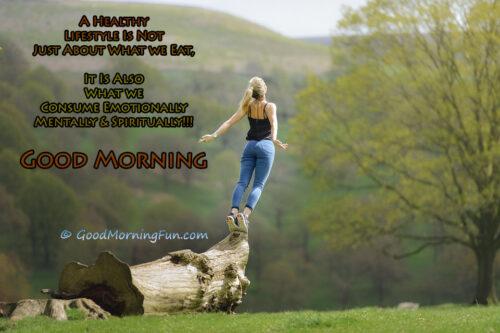 Emotional and Mental Spiritual Good Morning Quotes