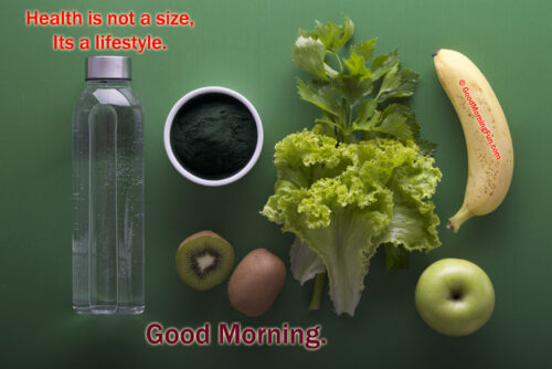 Good Morning Quotes on Health
