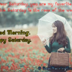 Good Morning Saturday Quotes With HD Images