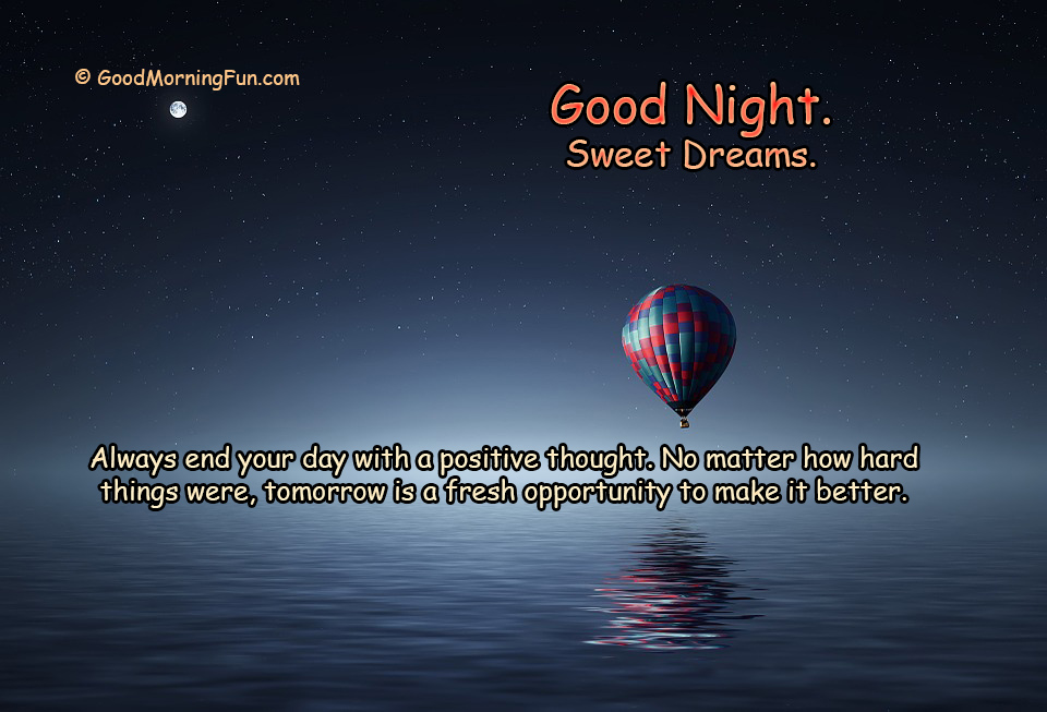Night quotes sweet The 60
