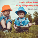Siblings Quotes - Quotes about Brother & Sister