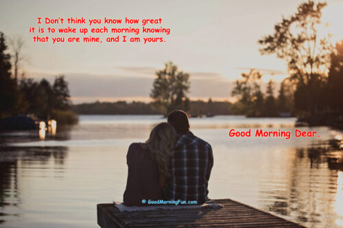 You are mind and I am Yours - Love quotes for him