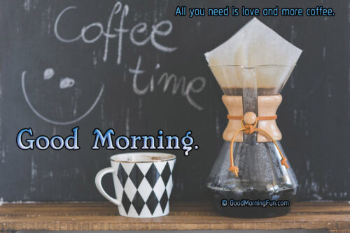 Coffee cup mug cafe good morning quote