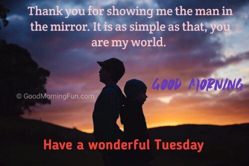Happy Tuesday Wishes for Brother