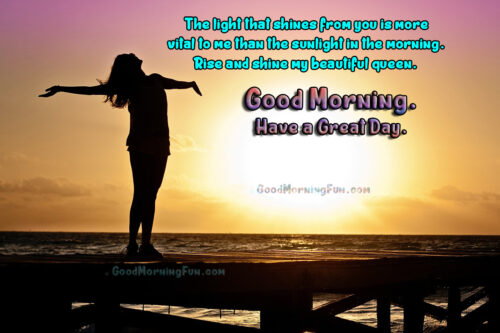 Lovely Good Morning Sweetheart Quotes