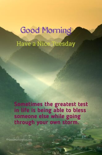 Tuesday Motivation Images