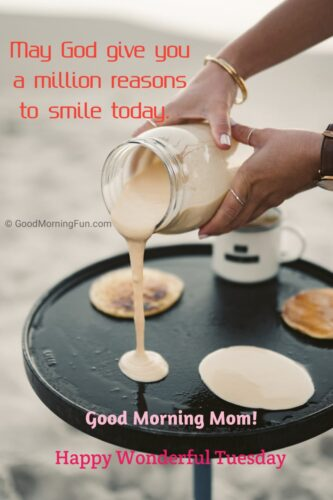 Wonderful Tuesday Quotes for Mom