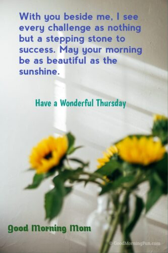 Wonderful Thursday Images for Mom