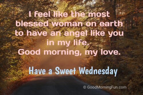 Have a sweet Wednesday Quotes for Girl Friend