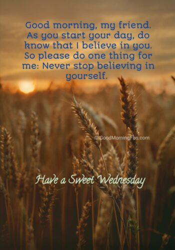 Sweet Wednesday Quotes for Lover