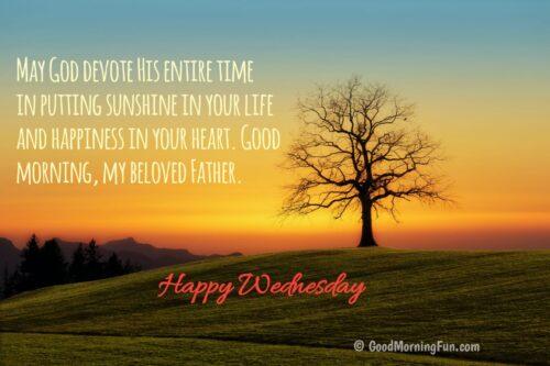 Happy Wednesday Dad Quotes