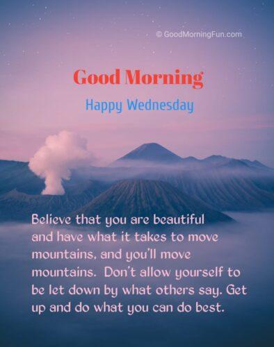 Happy Wednesday quotes